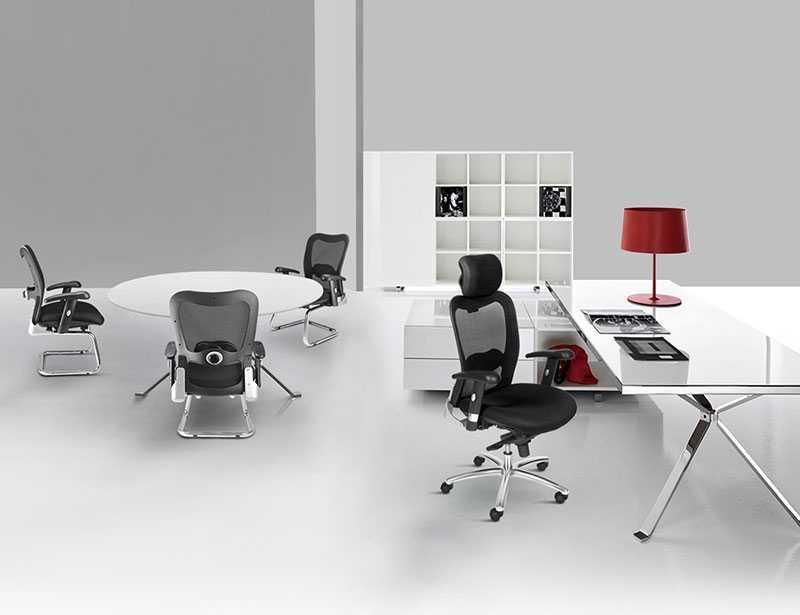 Cadeira de Escritório Valor Brooklin - Cadeira de Escritório Presidente