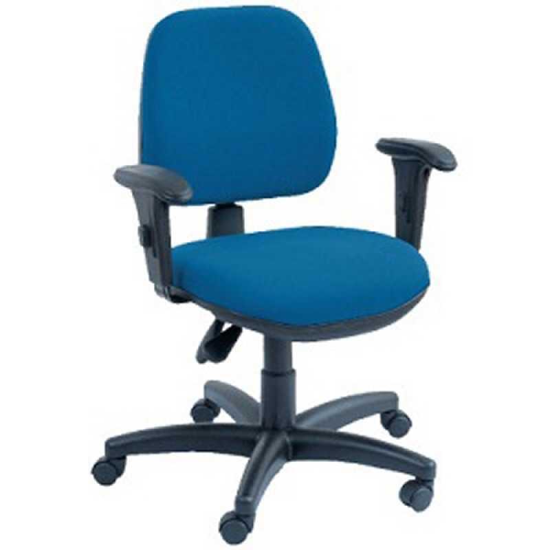 Cadeira Executiva Operacional Residencial Cinco - Cadeira para Escritório Alta Operacional