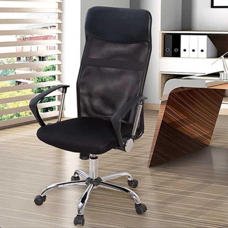 Cadeira Presidente Cidade Monções - Cadeira para Escritório Alta Operacional