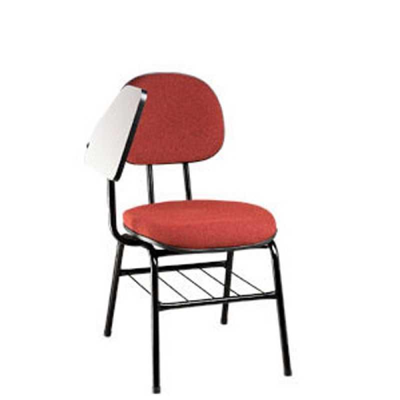 Cadeira Universitária Preço Jaçanã - Cadeira Universitária Acolchoada