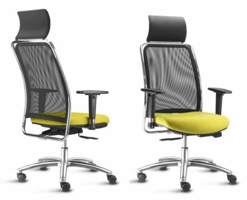 Cadeiras Giratórias Operacionais Campo Belo - Cadeira para Escritório Operacional