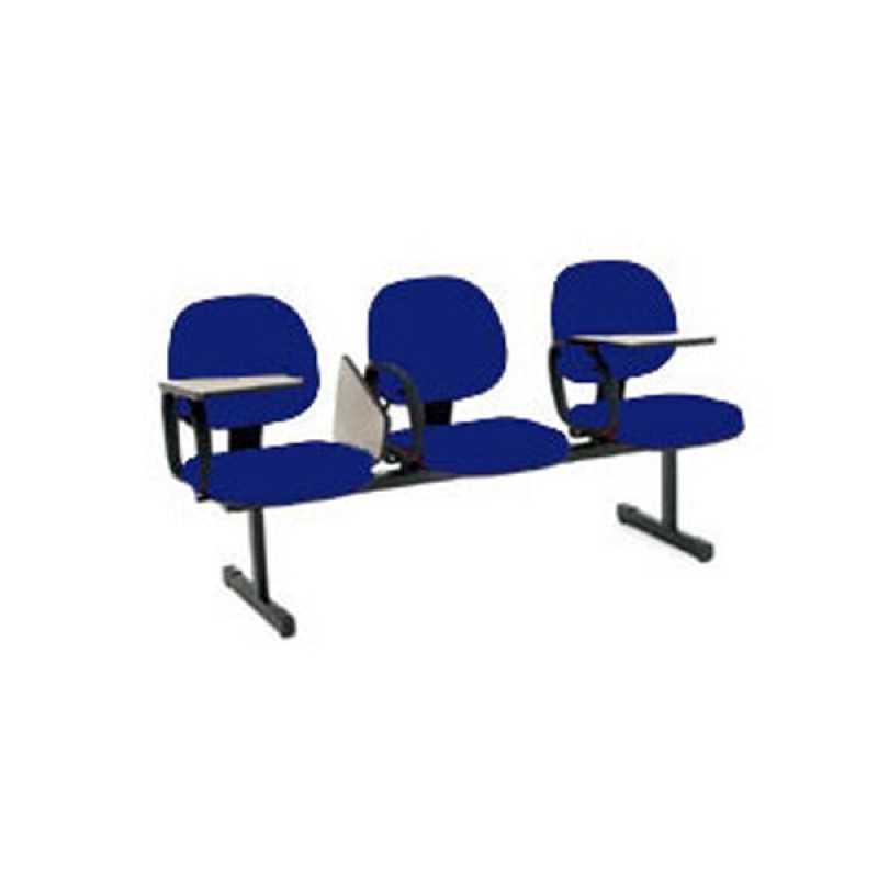 Cadeiras Universitárias Jabaquara - Cadeira Universitária com Prancheta Frontal