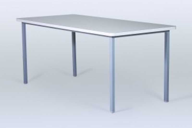 Comprar Mesa para Refeitorio Escolar Barra Funda - Mesa Refeitorio