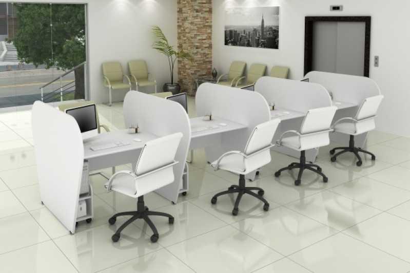 Mobiliário Corporativo para Empresa Vila Madalena - Mobiliário de Escritório
