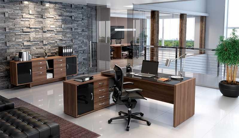 Mobiliário de Escritório Valor Jaraguá - Cadeira de Escritório Presidente