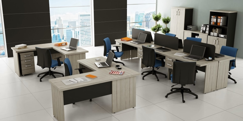 Mobiliário Planejado para Ambientes Corporativos Valor Santana - Mobiliário de Escritório