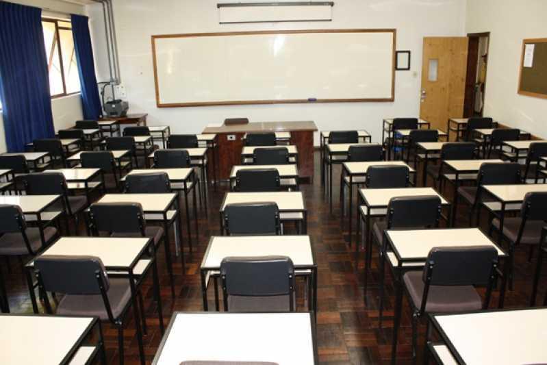 Onde Comprar Cadeira Universitária Acolchoada Brooklin Velho - Cadeira Universitária Estofada