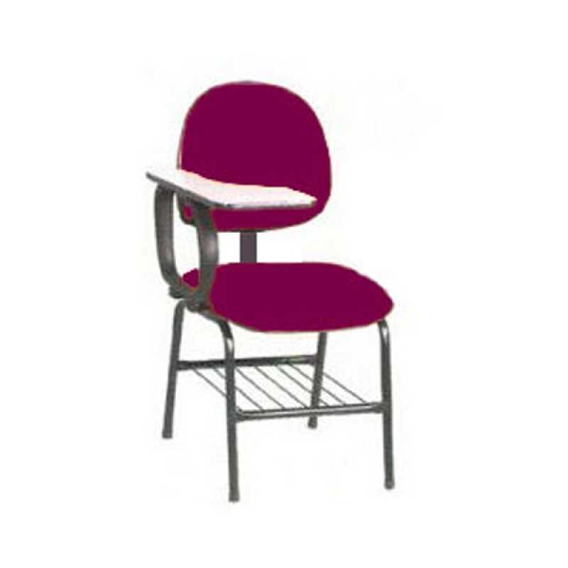 Onde Comprar Cadeira Universitária Brooklin - Cadeira Universitária Braço Dobrável