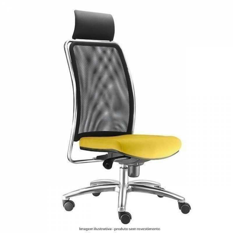 Onde Encontro Cadeira de Escritório Presidente Imirim - Mobiliário de Escritório