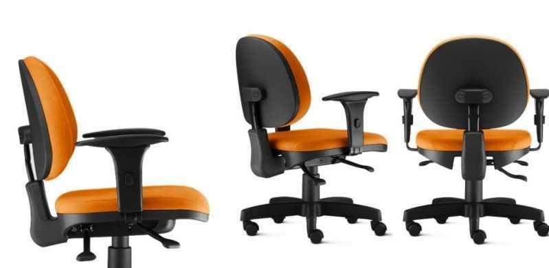 Onde Encontro Cadeira Ergonômica com Braço Cidade Jardim - Cadeira Operacional para Escritório