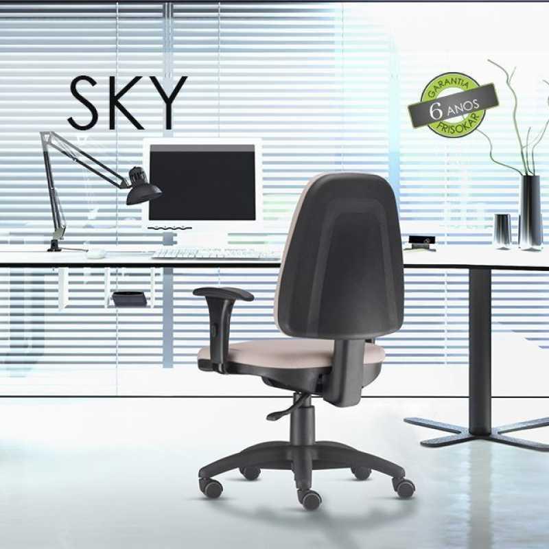 Onde Encontro Cadeira para Escritório Presidente Engenheiro Goulart - Mobiliário de Escritório