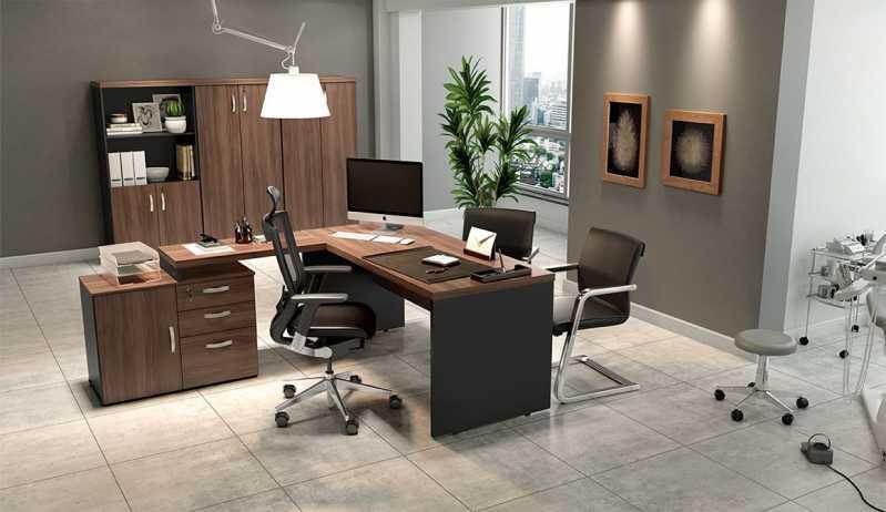 Onde Encontro Mobiliário Corporativo para Empresa Brooklin Velho - Cadeira de Escritório Presidente