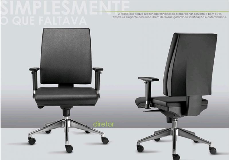 Quanto Custa Cadeira de Escritório Presidente Brooklin Novo - Cadeira de Escritório Presidente