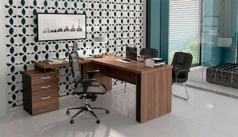 Quanto Custa Mesa Escritório Vila Santista - Mobiliário de Escritório