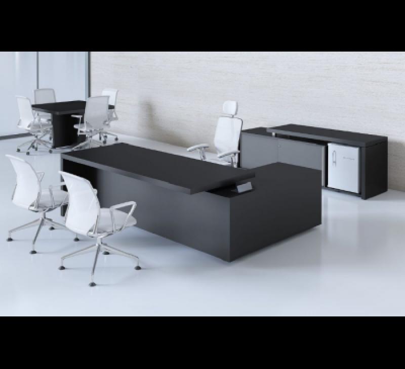 Quanto Custa Mobiliário de Escritório Brooklin - Cadeira de Escritório Presidente