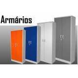 armário de aço para escritório Pinheiros