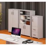 armário para escritório com chave preço Sacomã