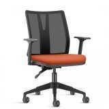 cadeira giratória operacional para escritório Residencial Seis