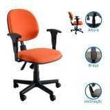 cadeira operacional múltiplas regulagens Alphaville Comercial