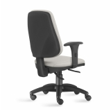 cadeira para escritório presidente preço Brooklin