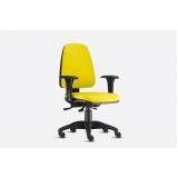 cadeiras operacionais com múltiplas regulagens Residencial Onze