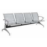 cadeiras para recepção de consultório preço Saúde