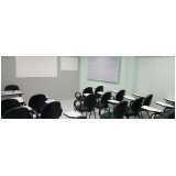 cadeiras universitárias com prancheta escamoteável Alphaville Residencial Plus