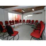 cadeiras universitárias estofadas São Bernardo do Campo