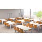 mesa para refeitório de empresa valor Alphaville Residencial Plus