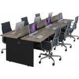 mesa plataforma 6 lugares
