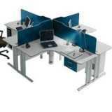 mesas plataforma trabalho Jockey Clube