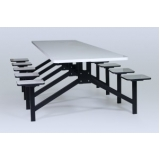 mesas refeitorio escolar Jardim Europa