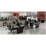 mobiliário corporativo para empresa preço Residencial Doze