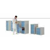 móveis em aço para escritório Residencial Tamboré 1
