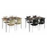 móveis para refeitório escolar