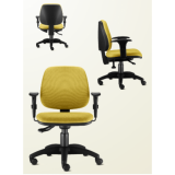 onde comprar cadeira operacional múltiplas regulagens Higienópolis