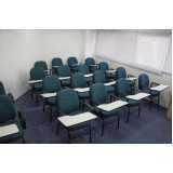 onde encontro cadeira universitária acolchoada Residencial Onze