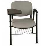 onde encontro cadeira universitária braço dobrável sitio manda aqui