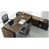 onde encontro mesa para escritório e cadeira Alphaville Comercial