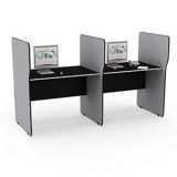 qual o valor de mesa para escritório plataforma 2 lugares Vila Olímpia